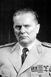 Kommunistenführer Tito