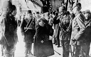 Besuch des deutschen Kaisers in Konstantinopel