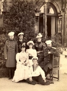 Letztes Familienfoto 1893